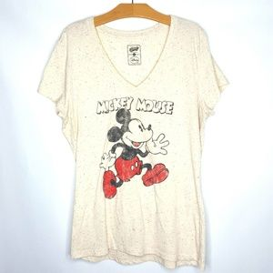 Mickey Mouse T-shirt size Large